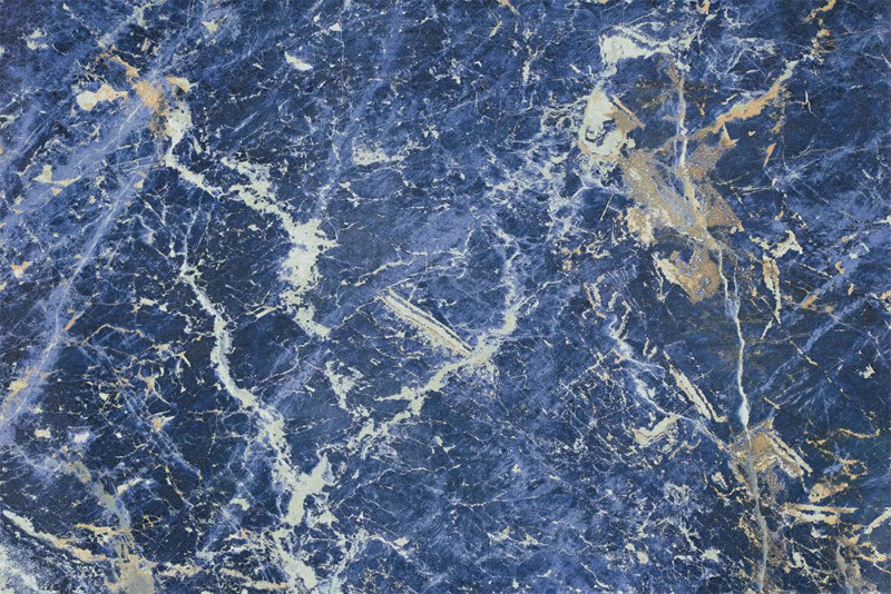 Blue And White Mottled Natural Stone